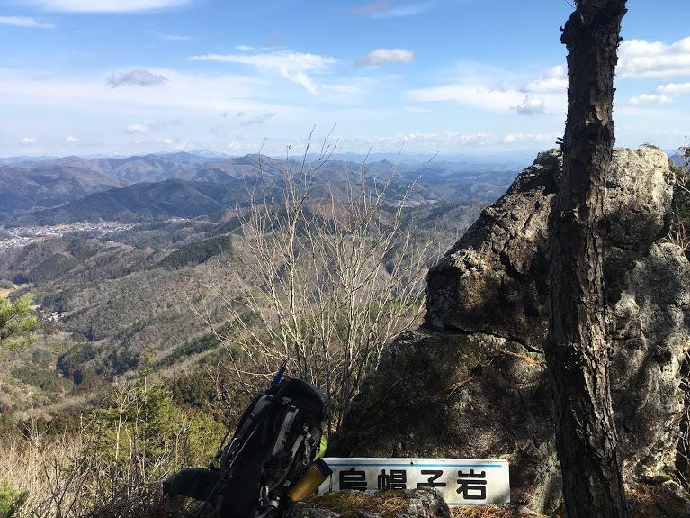 2019鹿倉山/烏帽子岩