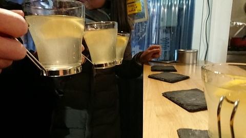 新・酒場探訪シリーズ011 スタンドキッチン・ルポン①