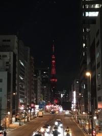 中国旧暦新年レッドライトアップ