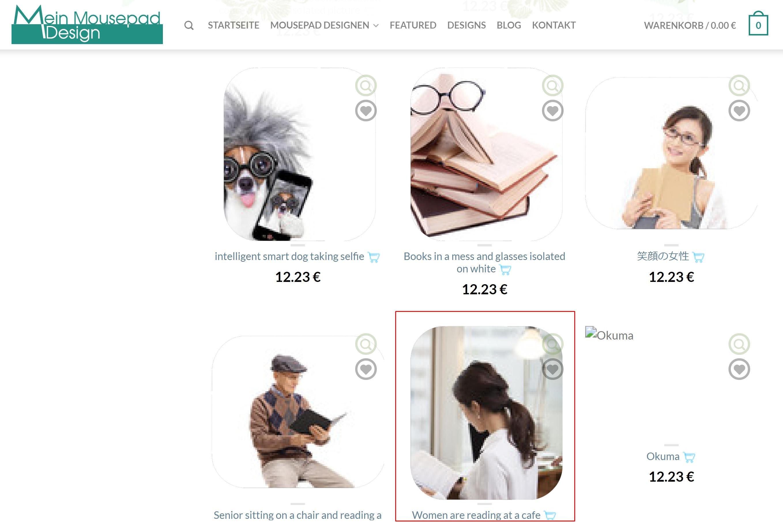大沢麗子さんの元ネタ画像サイト