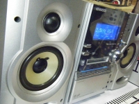 KENWOOD RXD-SV3MD重箱石12