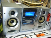KENWOOD RXD-SV3MD重箱石11