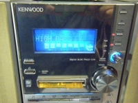 KENWOOD RXD-SV3MD重箱石10