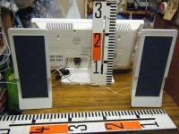 9インチ液晶テレビ&DVDコンポ FL-D9FSWH重箱石15