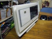 9インチ液晶テレビ&DVDコンポ FL-D9FSWH重箱石24
