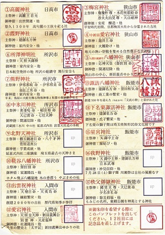 1-2天皇陛下御即位三十年記念 12社