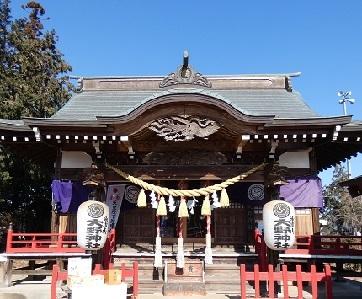 1-3-3 拝殿