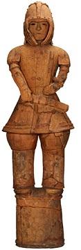 6 国宝埴輪 武装男子立像