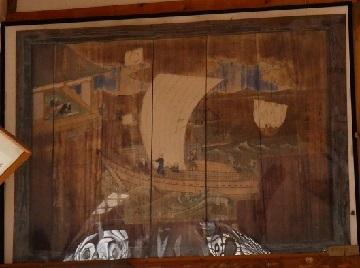 11 新川早船絵馬