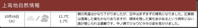 konashidaira201810-上高地自然情報1016