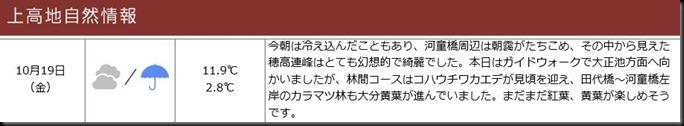 konashidaira201810-上高地自然情報1019