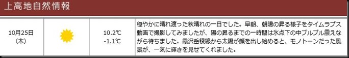 konashidaira201810-上高地自然情報1025