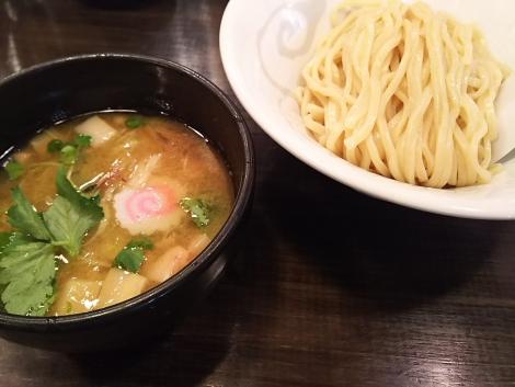 白金つけ麺