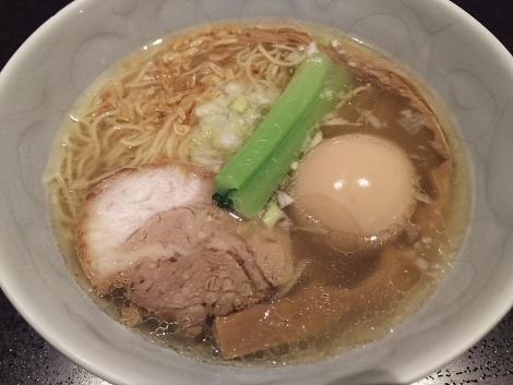ミニ塩らぁ麺