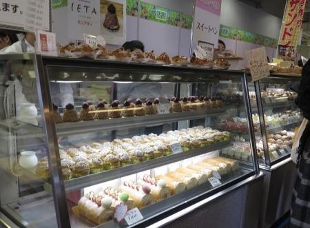 ケーキ売り場