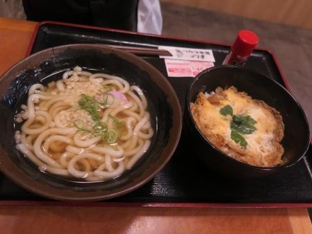 麺とどんのセット