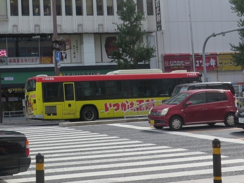名古屋 いつかは玉越バス