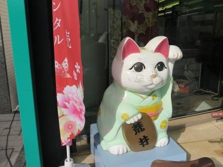 八王子 招き猫
