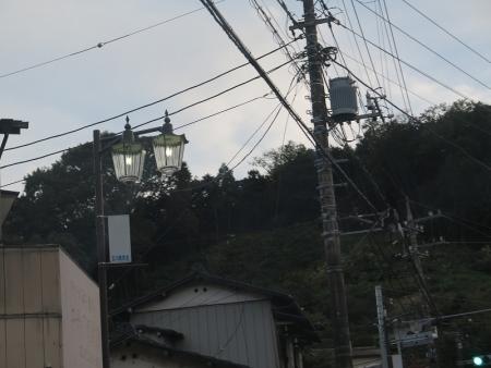 神奈川県伊勢原市 外灯