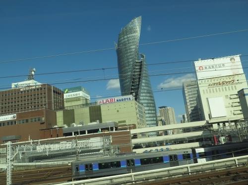 名古屋駅 青波線