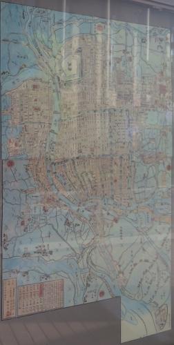 大阪古地図