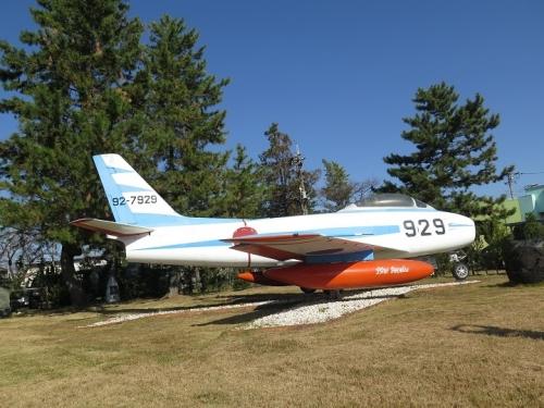 エアフェスタ浜松2018 F-86 セイバー