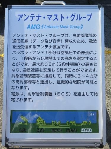 エアフェスタ浜松2018 アンテナ・マスト・グループ AMG