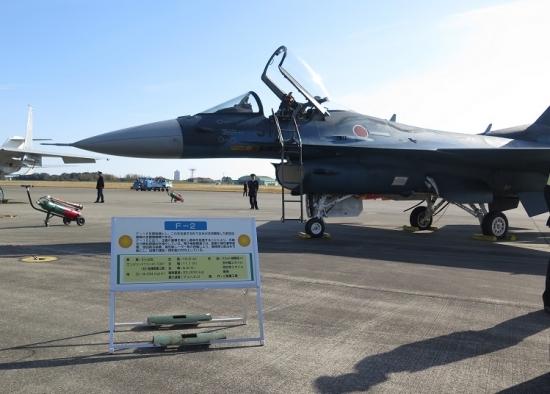 エアフェスタ浜松2018 F-2