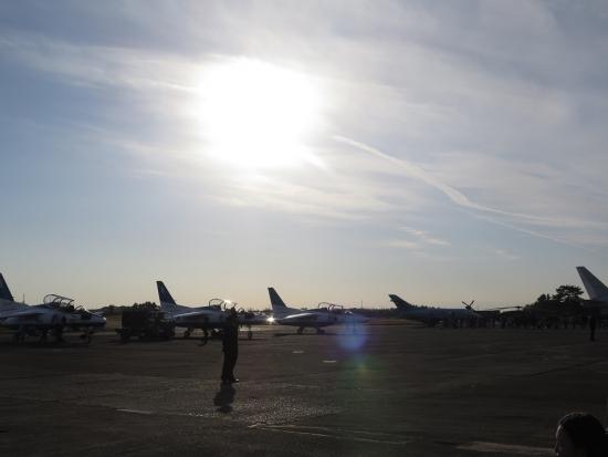 エアフェスタ浜松2018 T-4ブルーインパルス