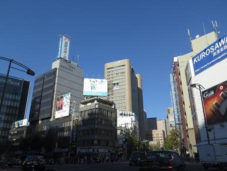 東京 神田辺り