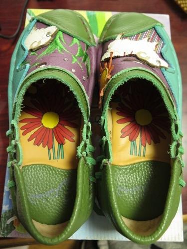 ひつじさんの靴
