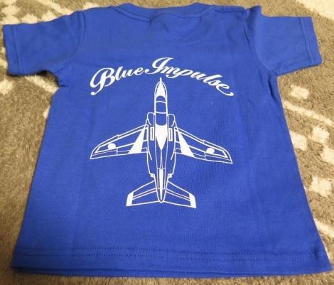 ブルーインパルスTシャツ