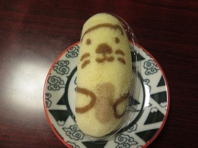 ラッコの東京バナナ