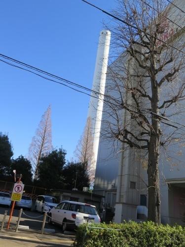 東京 煙突?