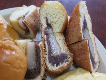 あ部川餅パン