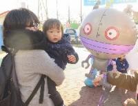 名古屋アンパンマンミュージアム&パーク 風船