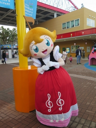 名古屋アンパンマンミュージアム&パーク ドレミ姫
