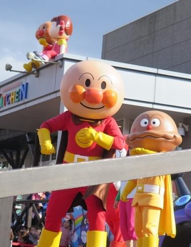 名古屋アンパンマンミュージアム&パーク ショー