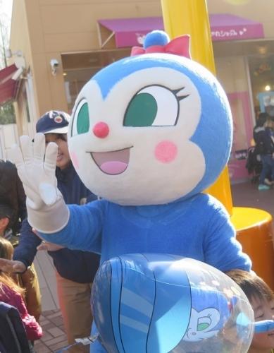 名古屋アンパンマンミュージアム&パーク コキンちゃん