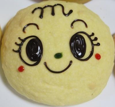 メロンパンナちゃんパン