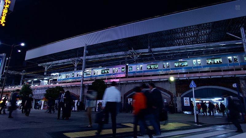 東京夜景(タイムラプス_ライトトレイル)_10_s