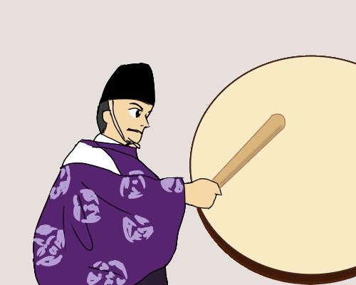 太鼓  はい