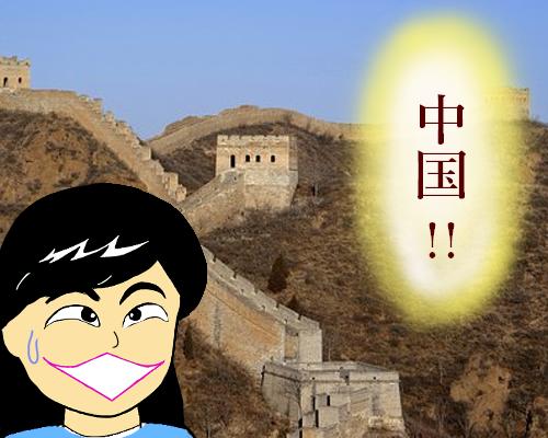 よこ した  こじじ 中国