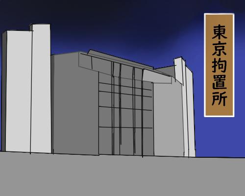 東京拘置所  1