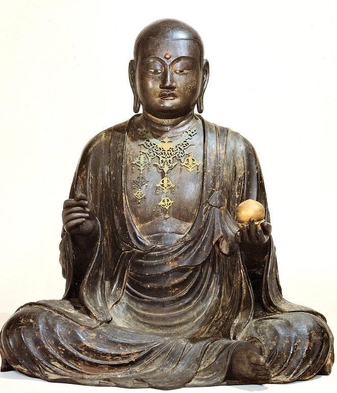 瑞林寺・地蔵菩薩像