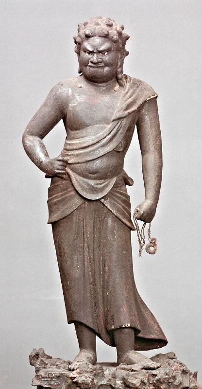 仏法紹隆寺・不動明王像