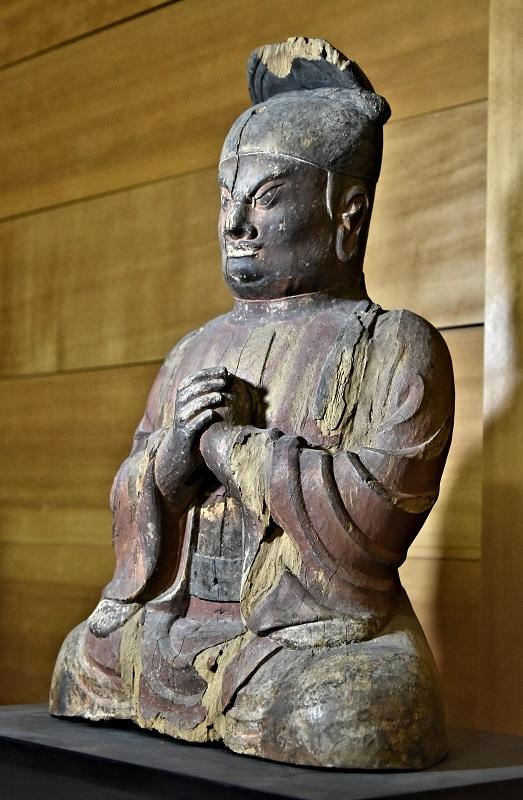 伊奈富神社・男神像