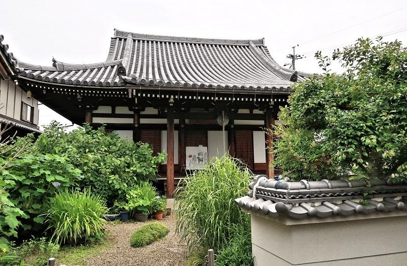 高田寺・本堂