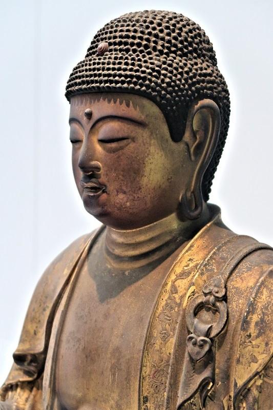 東博蔵・如来像(江戸時代)
