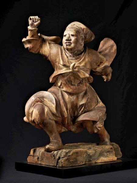 奈良博・伽藍神像